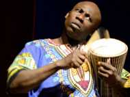 SOLD OUT w/Waiting List- World Refugee Day: Baltimore Showcase w/ Anansegromma