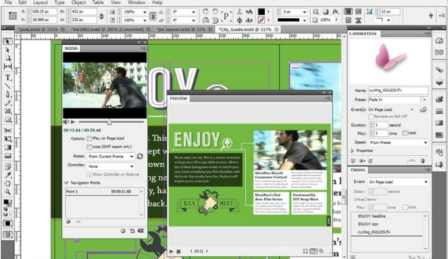 Intro to InDesign w/ Deane Nettles