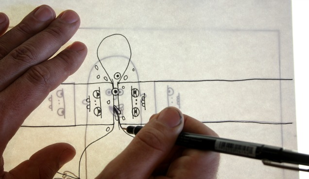 Draw, Cut, and Scratch: Animation Boot Camp w/ Phil Davis