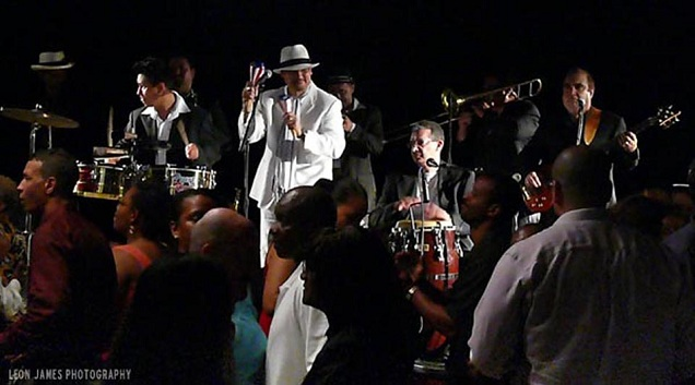 Joe Falero & DC Latin Jazz All Stars