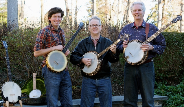 Baltimore Banjo Showcase Mike Munford, Ken & Brad Kolodner, Peter Fitzgerald w/ Special Guests!