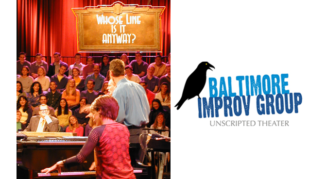 whose line naughty show improv tickets artist