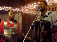 Curley Taylor & Zydeco Trouble w/special guest blues singer Stacy Brooks