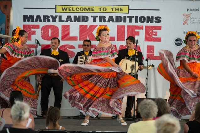 2013 Maryland Traditions Folklife Festival
