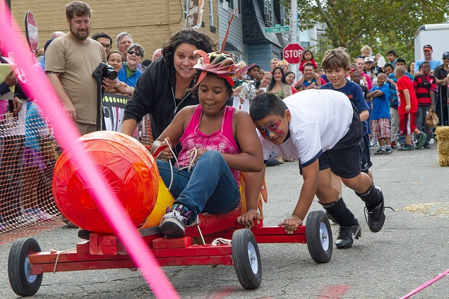 All Ages Art Cart Derby
