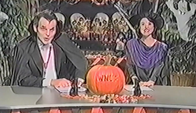 WNUF Halloween Special | Creative Alliance