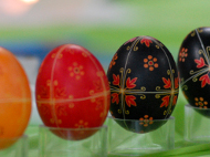 FREE! Pysanky Ukrainian Egg Decorating Workshop