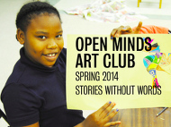 Open Minds Art Club at Creative Alliance