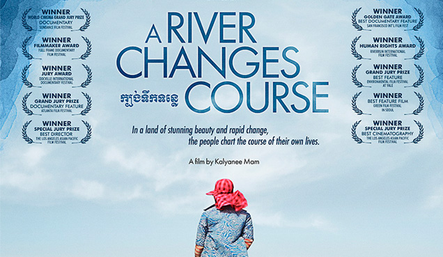 A River Changes Course