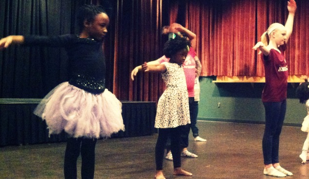 Cultural Expressions Dance for ages 7-12