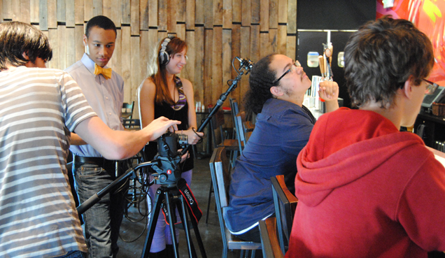 Advanced Video Production for Teens ages 13+