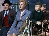 Family Dinner & Movie - Bedknobs & Broomsticks