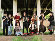 Wino Vino with Charm City Klezmer