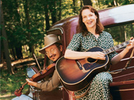 The Jay Ungar & Molly Mason Band w/ special guest