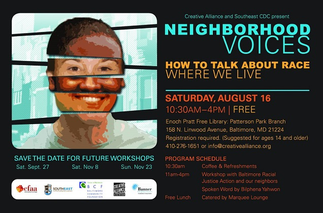 Neighborhood Voices: Our Stories About Race Where We Live
