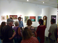 Open Critique at The Edward A. Myerberg Center in Pikesville