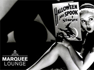 Halloween Pre-Party in the Marquee Lounge!