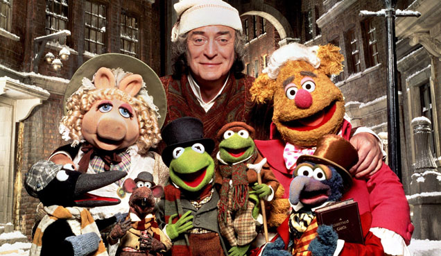 Dining Family Style - The Muppet Christmas Carol