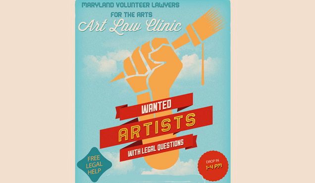 Volunteer Lawyers For The Arts: Maryland Volunteer Lawyers For The Arts Info Sessions
