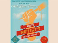 Maryland Volunteer Lawyers for the Arts Info Sessions