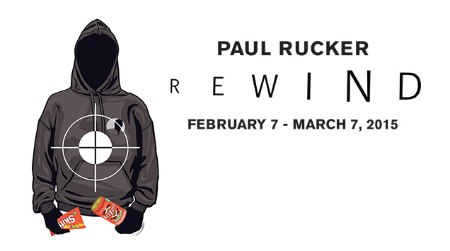 Paul Rucker: REWIND
