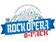 Baltimore Rock Opera Society (BROS)- Rock Opera 6-Pack