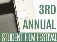 3rd Annual Best of Baltimore Student Film Festival