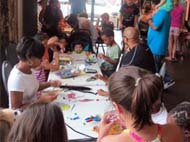 KERPLUNK! Free Family Art Drop-In: NOV 14 - DEC 12