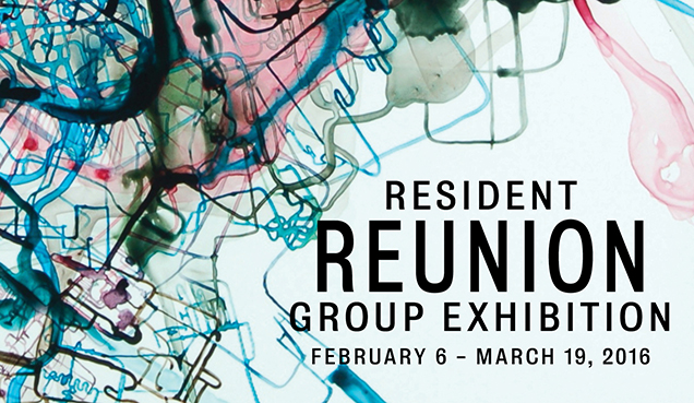 Resident Reunion Group Exhibition