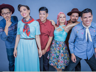 The Glowball! With Las Cafeteras