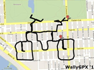 WallyGPX Family Workshop: Create your own GPS art!