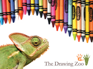 NEW DATE! Kids' Drawing Zoo!