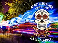 The 17th Great Halloween Lantern Parade & Festival