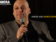 Rental Event: Comedy for a Cause with Amer Zahr