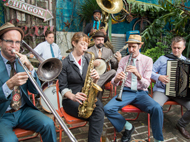 New Orleans Jazz: Panorama Jazz Band w/ Rafael Alvarez