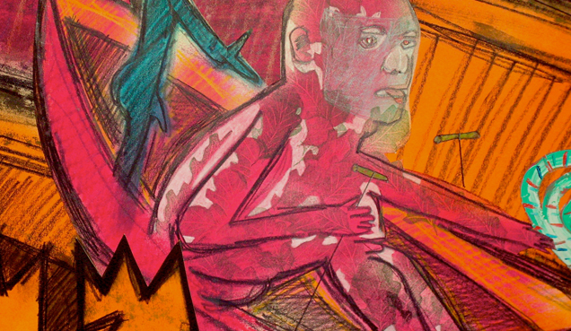 Gallery Talk: New Works on Paper