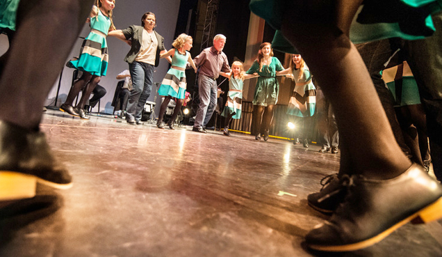 Old Style Irish Step Dance