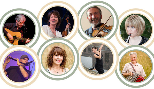 Irish Music Masters Concert of the 6th annual Baltimore Irish Trad Fest