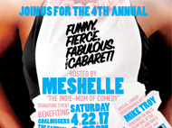 RENTAL EVENT: 4th Annual Funny Fierce Fabulous - The Cabaret