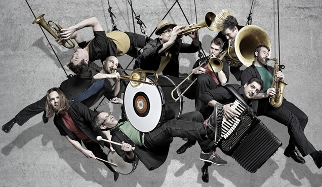 Balkan Brass Dance Party w/ Slavic Soul Party!