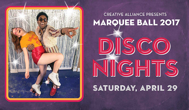 MARQUEE BALL 2017: DISCO NIGHTS!