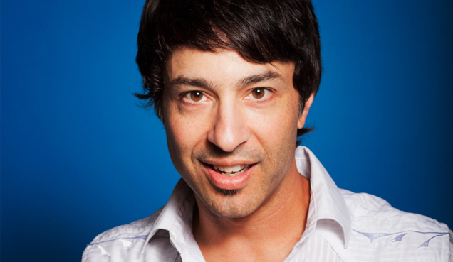 CANCELLED: Comedy Night: Arj Barker