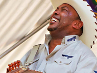 Zydeco Dance Party! Jeffery Broussard and the Creole Cowboys
