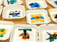 Glass Fusing Workshop for Kids...and Adults! w/ Viki Keating