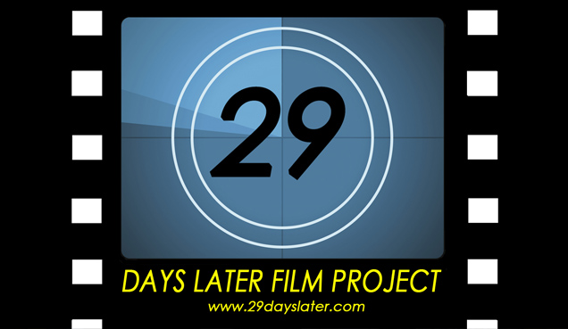 29 Days Later Film Project 2017 Kick Off!