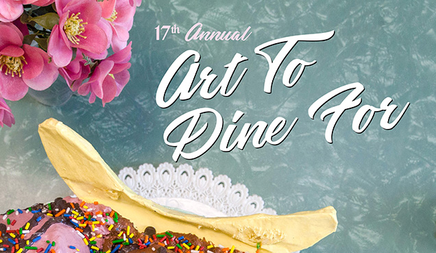 Art To Dine For - Silk Road