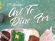 "Art To Dine For - ""Celebrity Style"" Luncheon Make-overs"