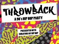 Throwback: A 90's Hip Hop Party