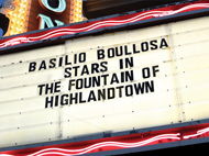 BOOK LAUNCH PARTY: Basilio Boullosa Stars in the Fountain of Highlandtown