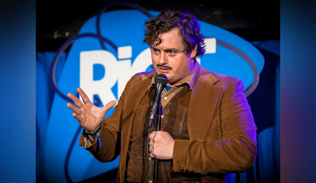 CANCELLED-Comedy Night: Ian Abramson w/ Wham City Comedy